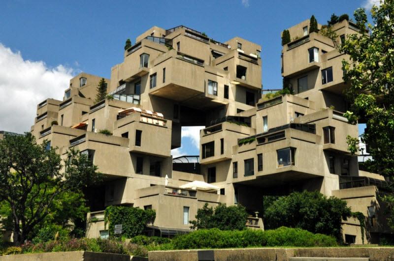 20 максимально необычных зданий