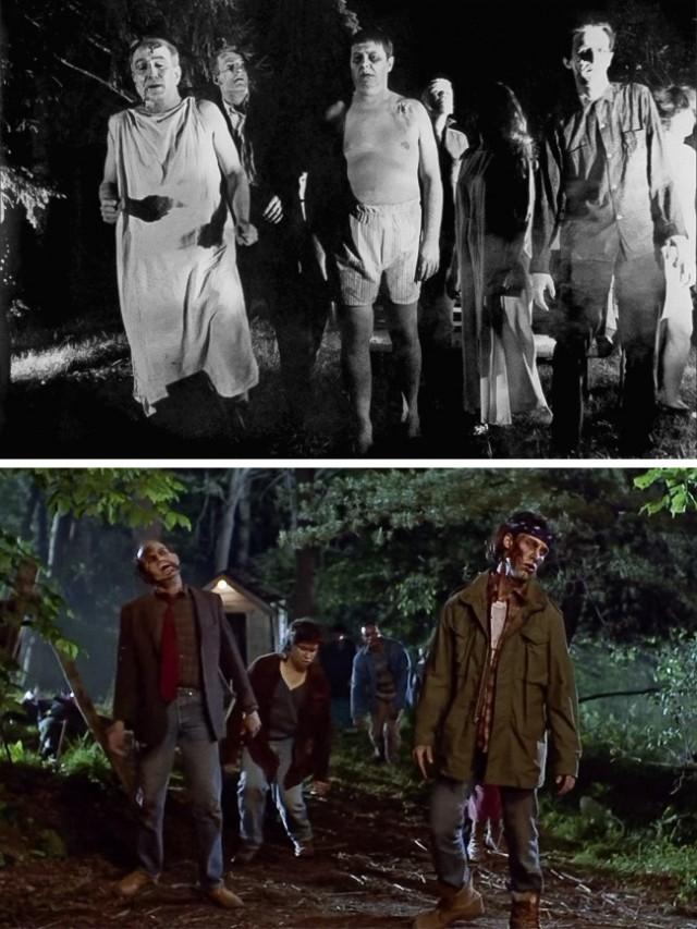 Ремейки старых фильмов с новыми спецэффектами
