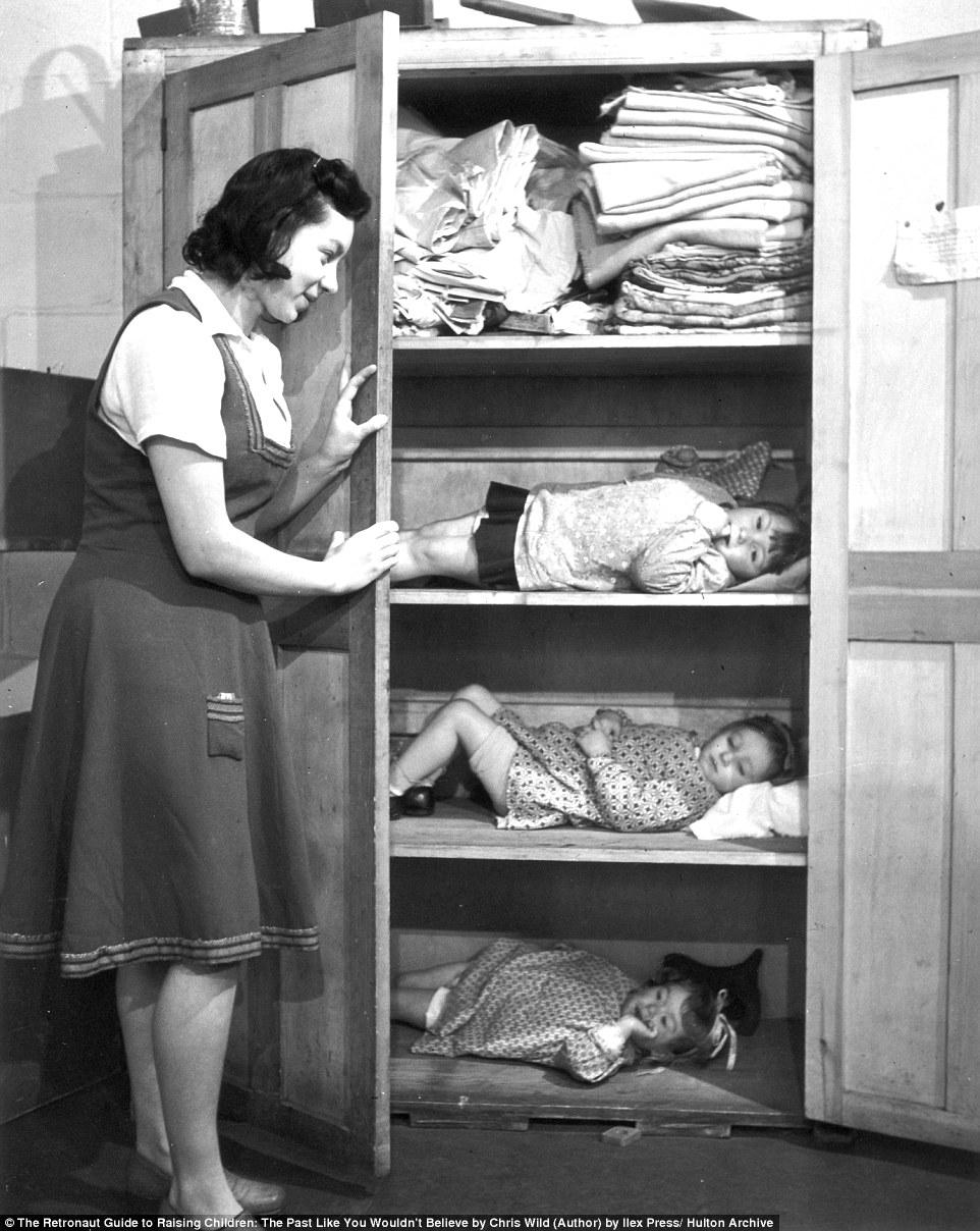 Суровая жизнь детишек прошлого