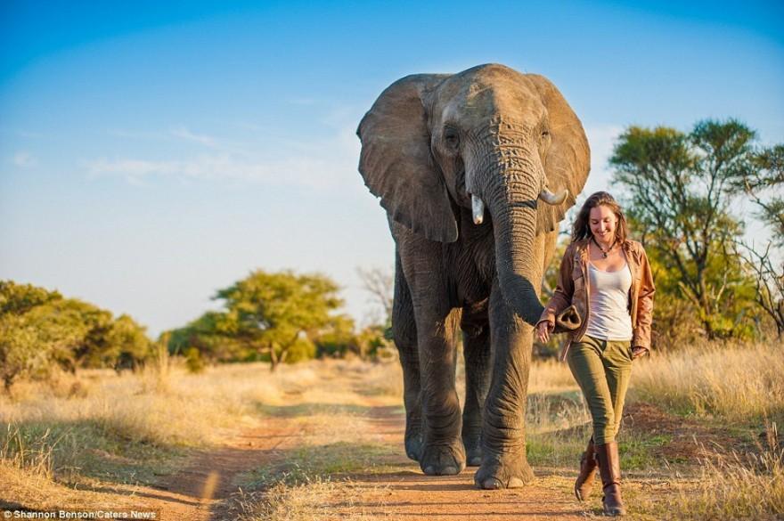 Бесстрашная фотограф из ЮАР Shannon Benso