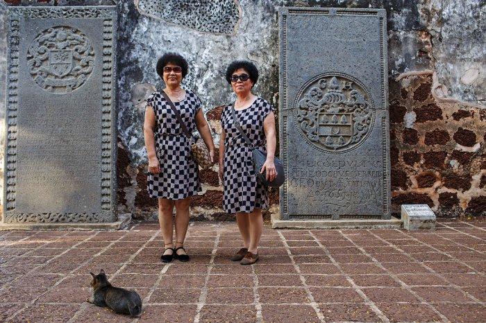 Фотографии двойников со всего мира
