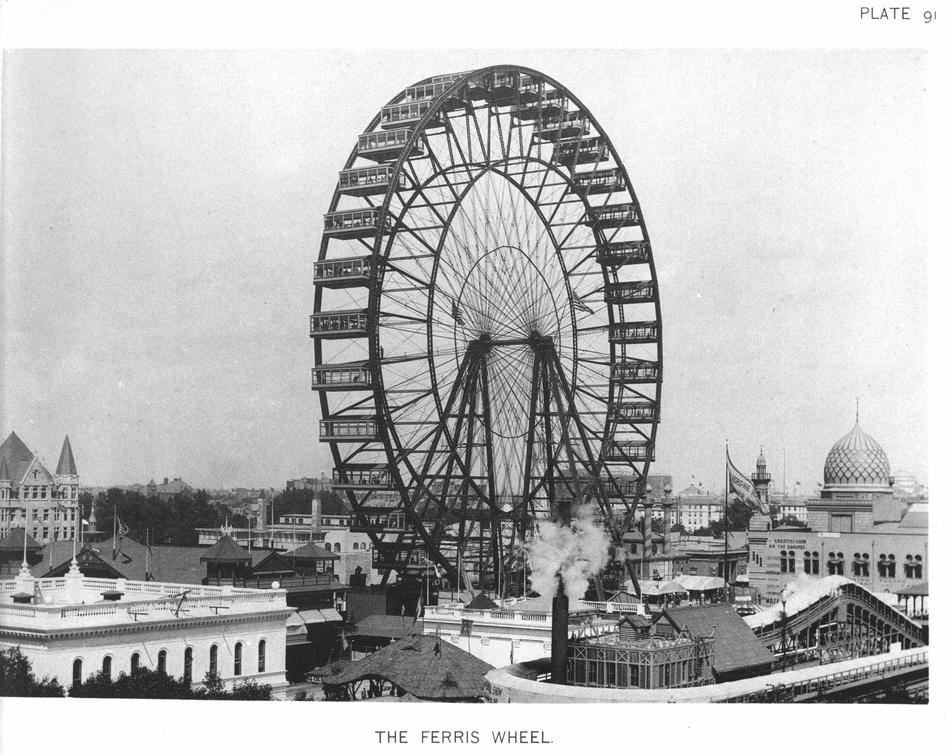 Самое большое колесо обозрения