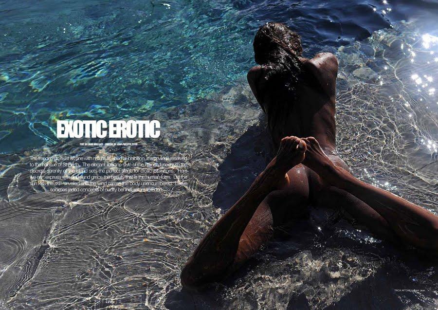 Изысканный разврат в эротических фото Жана-Филиппа Питера