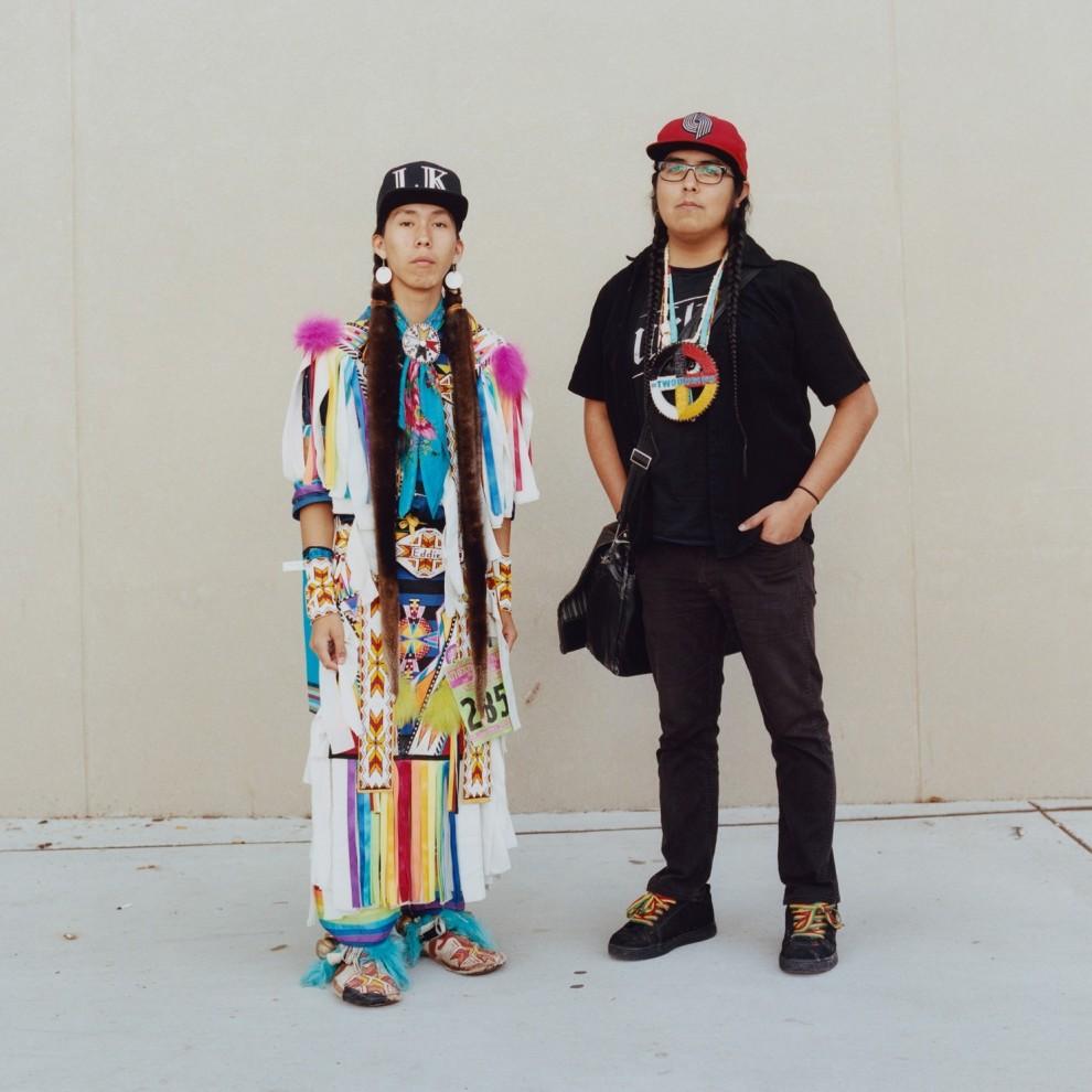 Как живут современные американские индейцы