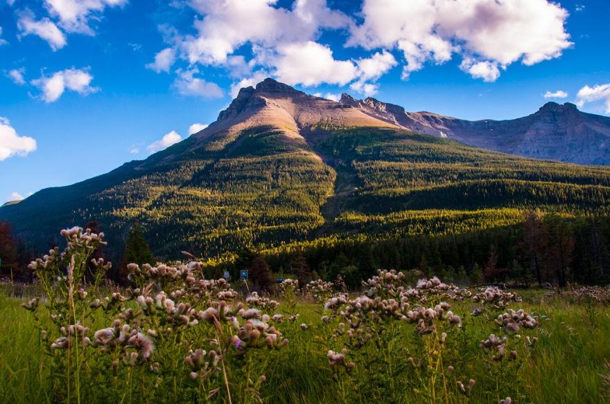 Красота пейзажей Канады