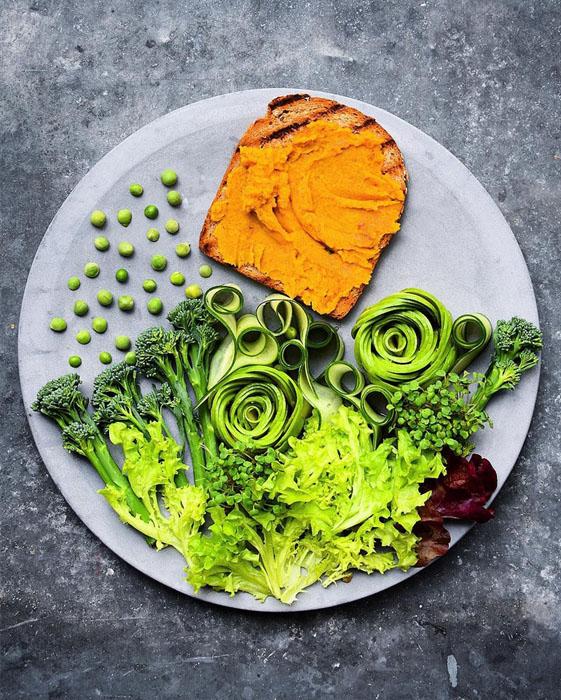 Невероятно красивые фотографии блюд с авокадо