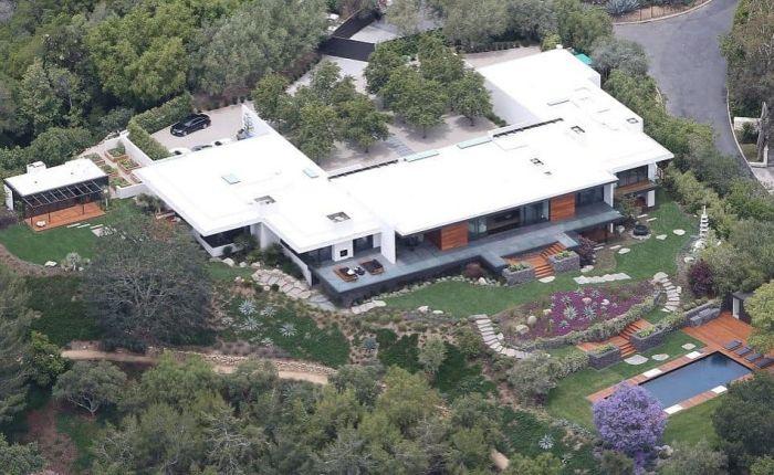 Роскошные дома зарубежных знаменитостей