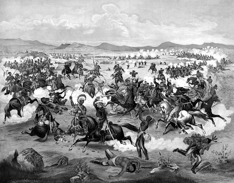 10 жутких фактов о Диком Западе
