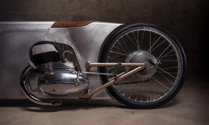 Easy Like Sunday Morning – уникальное название уникального мотоцикла