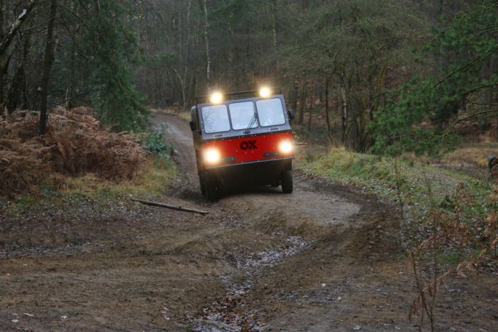 Создатель McLaren F1 разработал грузовик для развивающихся стран