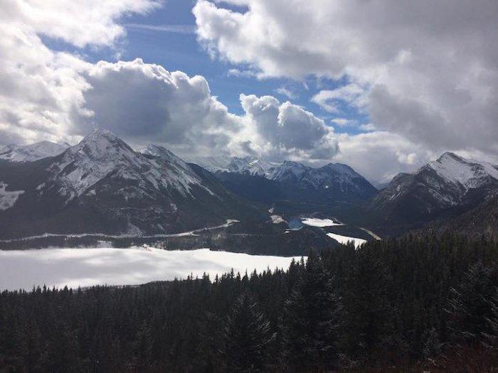 Великая тропа в Канаде