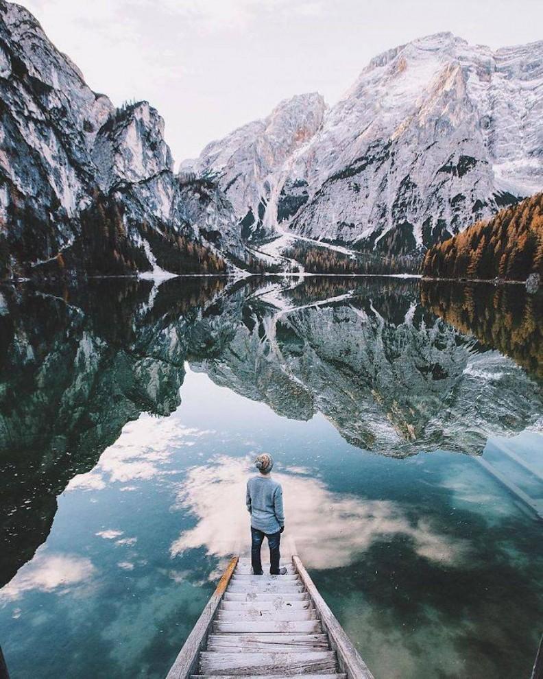 Красота пейзажей Германии из Инстаграма юного фотографа