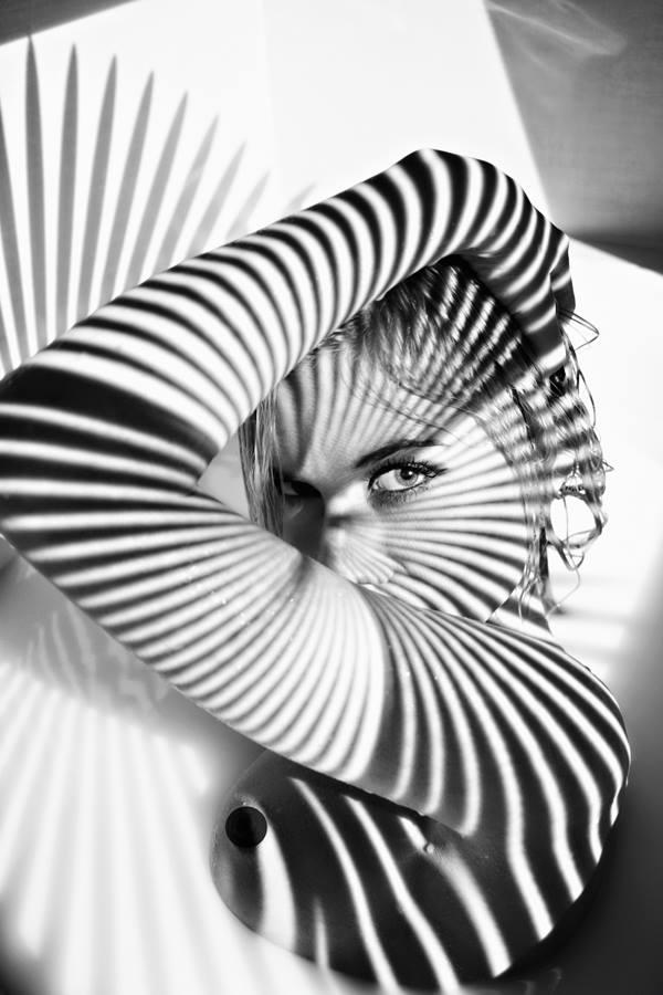 Размытые формы, фотограф Дорота Коротко
