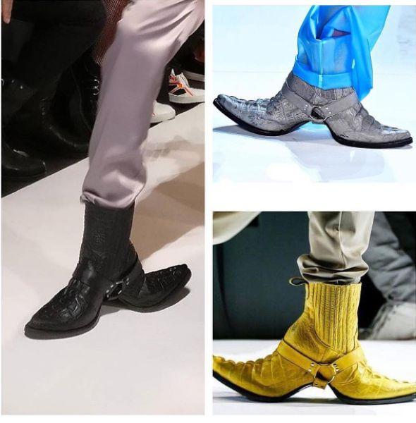 Стиль обуви на осенний сезон 2016 года