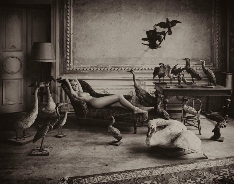 Невероятные работы от бельгийского фотографа Марка Лагранжа