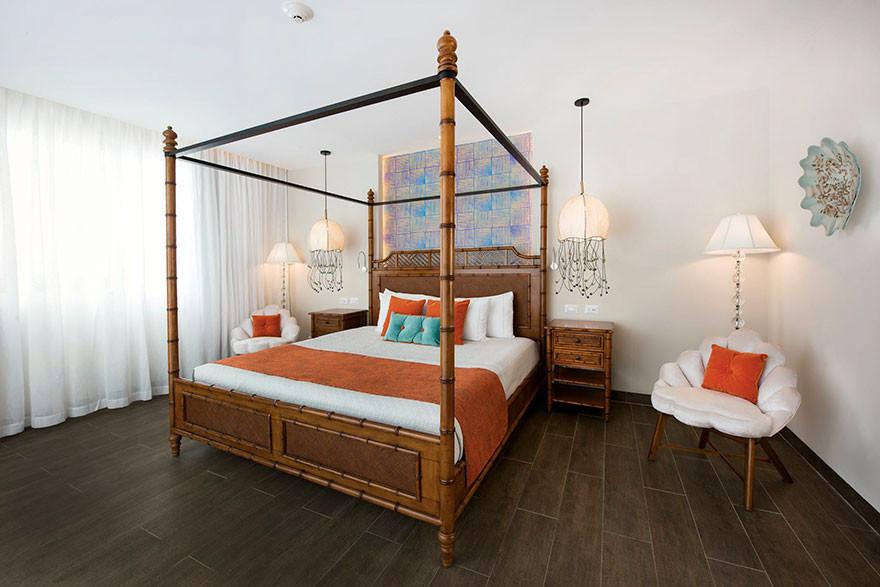 Тематический отель для всех поклонников Губки Боба