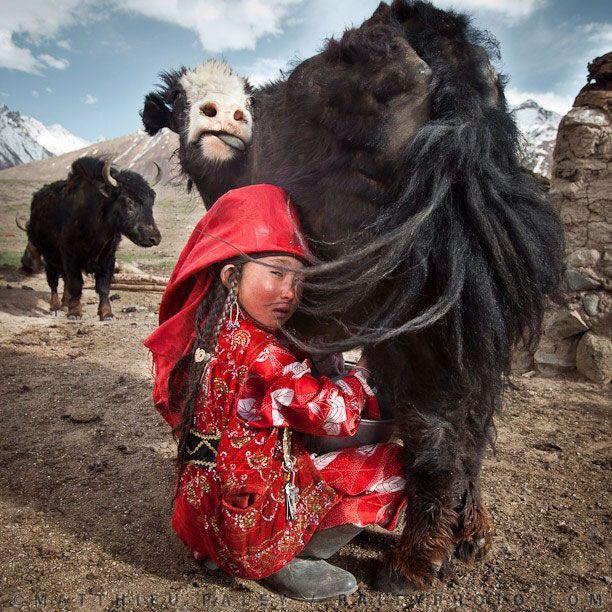 Красивые фотографии от журнала National Geographic в Instagram