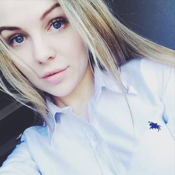 Красивые русские девушки из Instagram