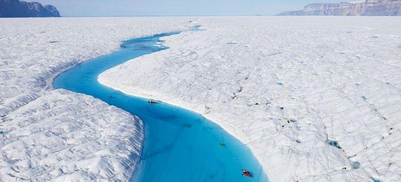 Невероятные ледяные чудеса природы