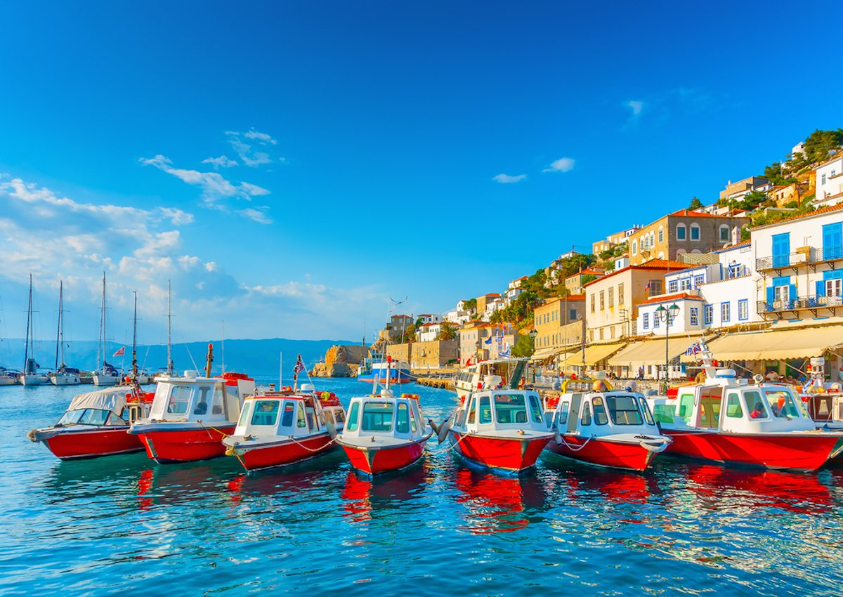 17 неизвестных райских островов Европы