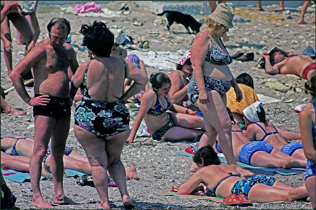 Одесса в 1982 году от британского фотожурналиста Иэна Берри