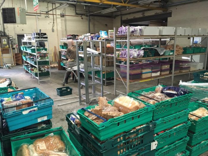 В Великобритании открылся магазин пищевых отходов