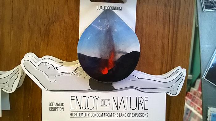 Эти исландские презервативы просто взорвут ваш мозг
