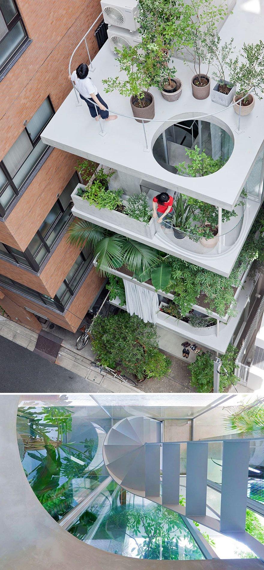 Потрясающее многообразие современной японской архитектуры