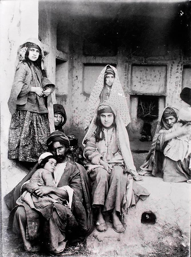 Иран 1901 года в объективе Антона Севрюгина