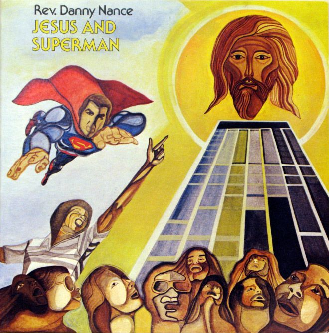 Обложки христианских альбомов