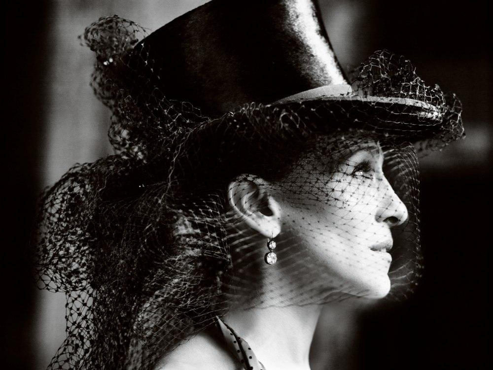 Портреты знаменитостей от фотографа Марио Тестино