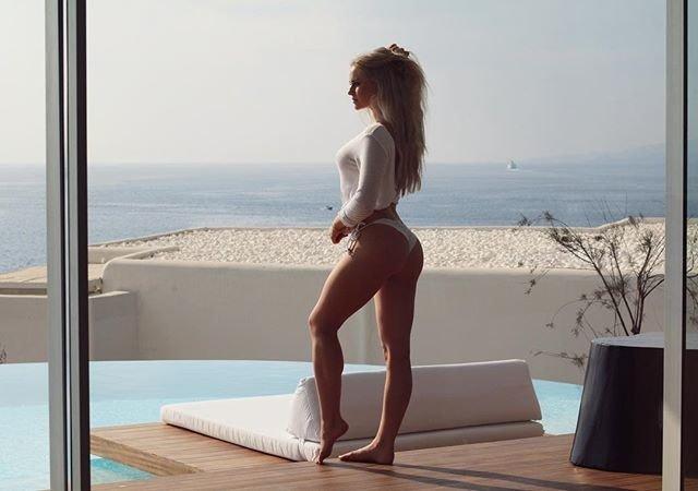 Шведская модель из Instagram заставит вас пойти в спортзал
