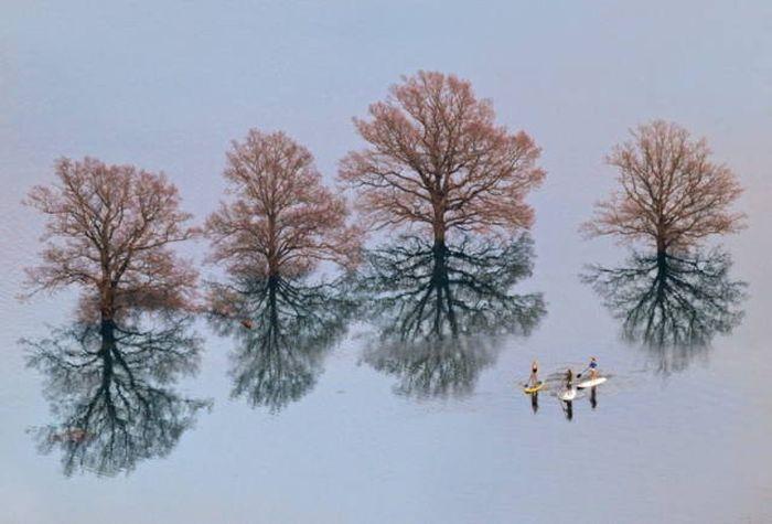 Удивительные фотографии, сделанные без фотошопа