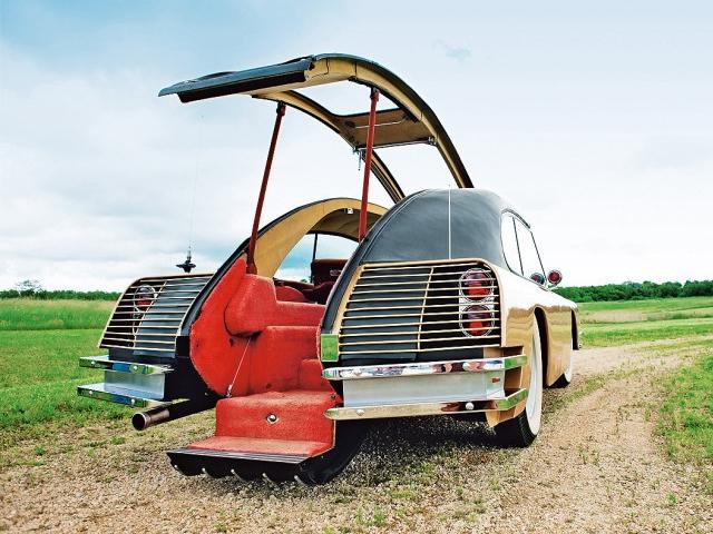 Автомобиль Mohs Ostentatienne Opera Sedan