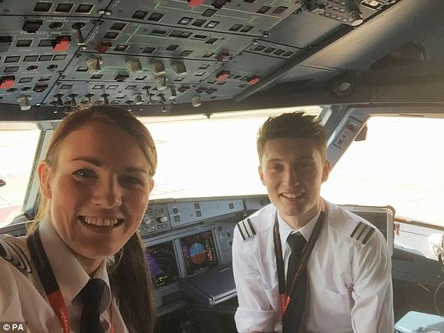 26-летняя британка — самый молодой в мире капитан авиалайнера