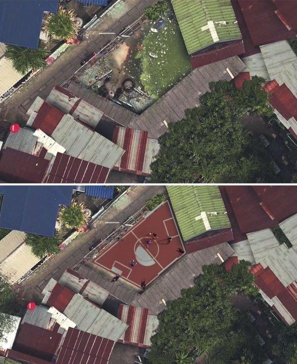 Необычные стадионы Таиланда