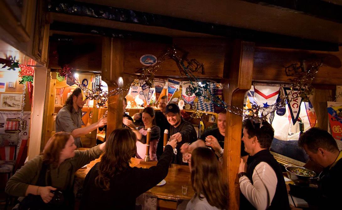 7 баров на самом краю Земли