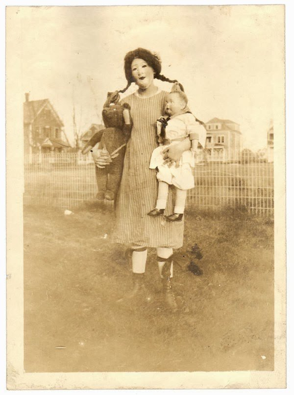 Чумовые старинные костюмы на Хэллоуин