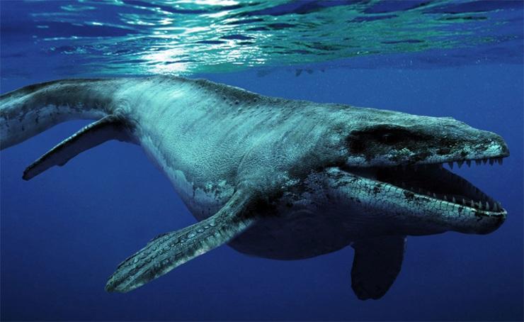 Самые свирепые морские динозавры