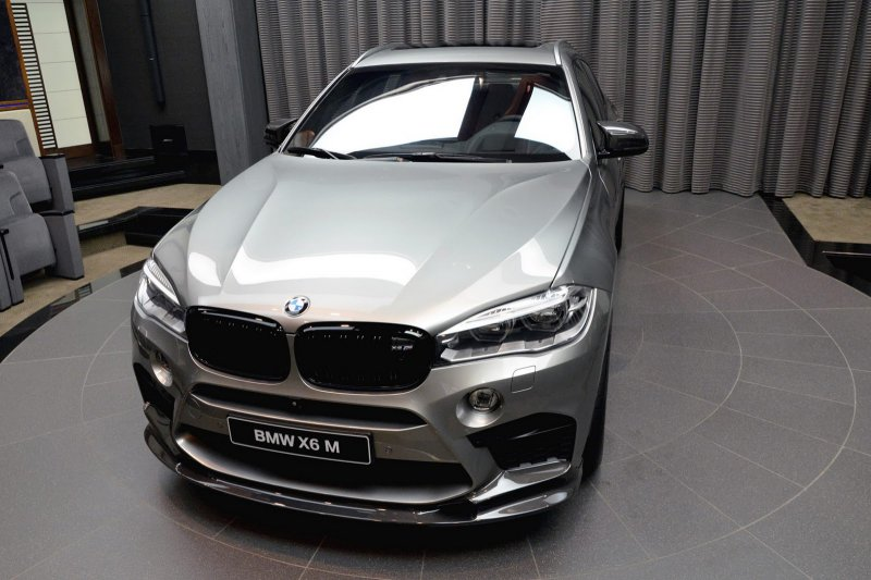 BMW X6 M в исполнении AC Schnitzer
