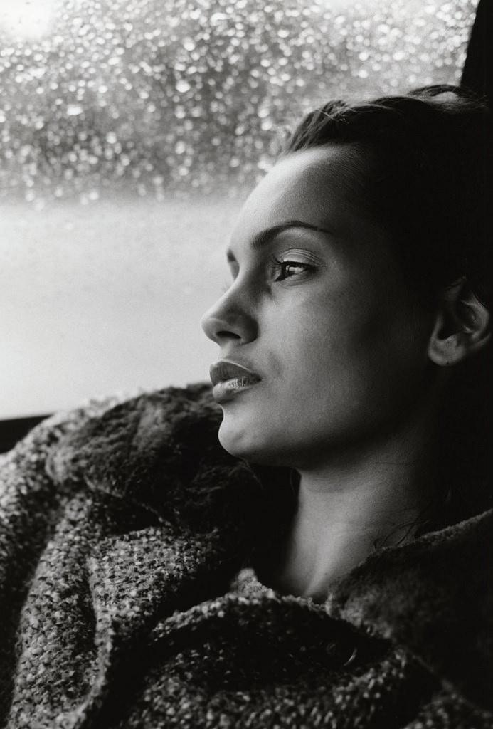 Чёрно-белые портреты от Дирка Фогеля