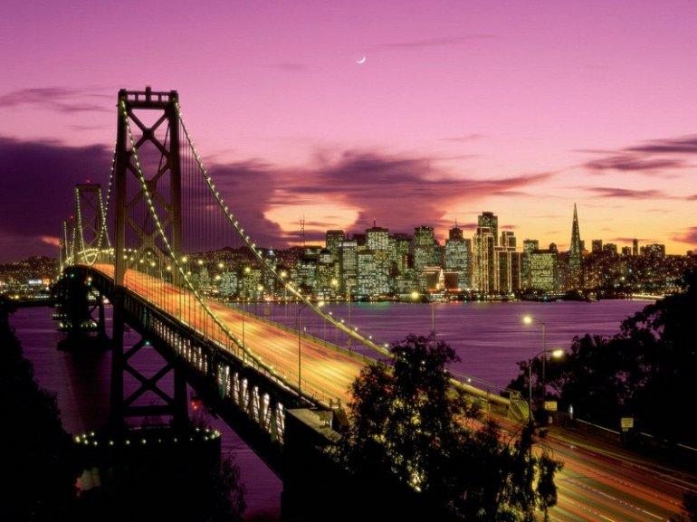 Достопримечательности в Сан-Франциско