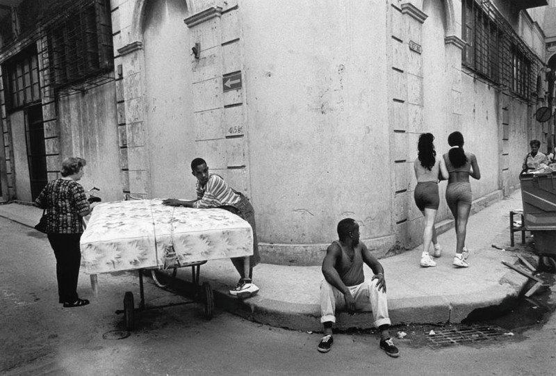 Жизнь кубинской столицы в середине 90-х
