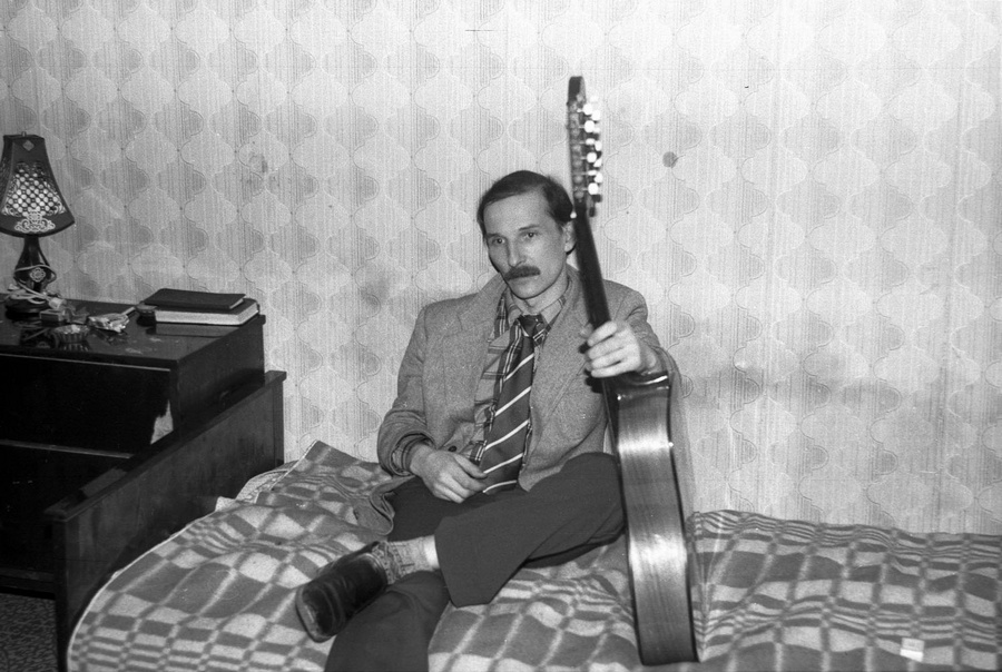 Звезды советского рока на фото Игоря Мухина