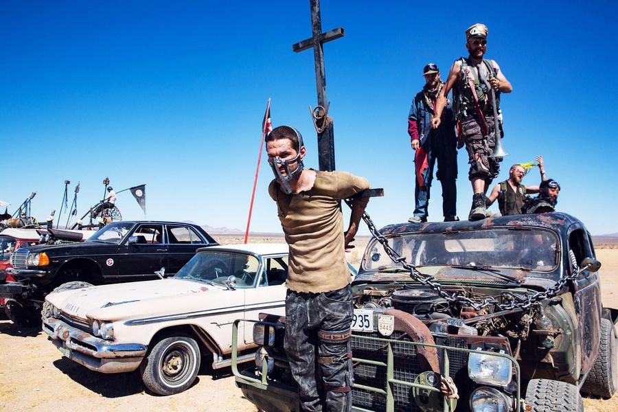 Wasteland: фестиваль в стиле Безумного Макса