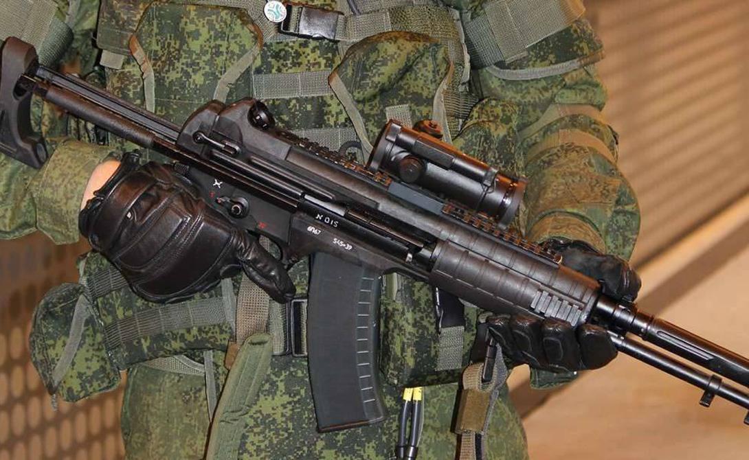 АК-12: новые зубы русского богатыря
