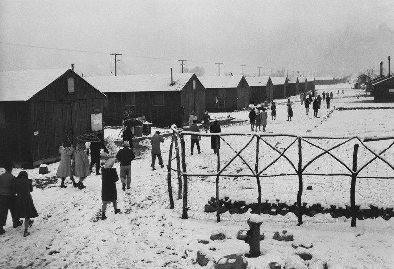 Жизнь в американском концлагере
