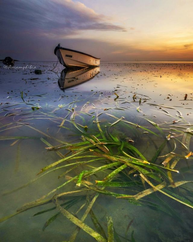 Пейзажи Индонезии на снимках Ari Amphibia