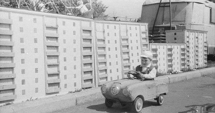 Советские будни в фотографиях