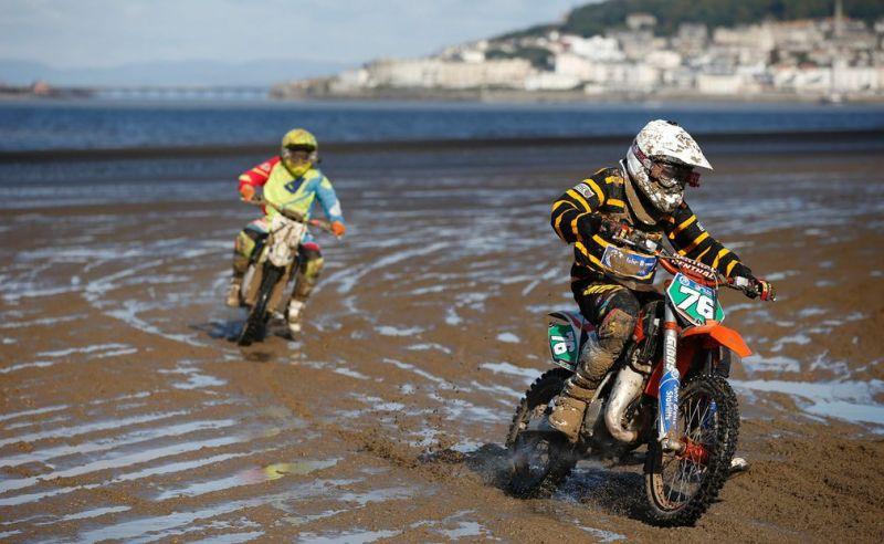 Weston Beach Race 2016